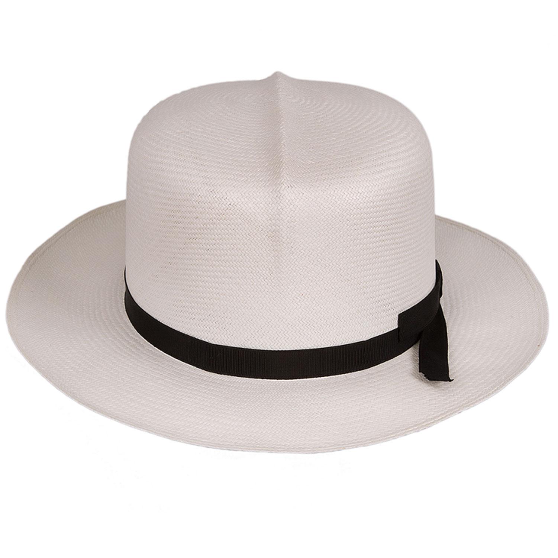 prezzo scontato più economico 2019 originale Cappello Panama di Paglia - Panizza - Coloniale Pieghevole